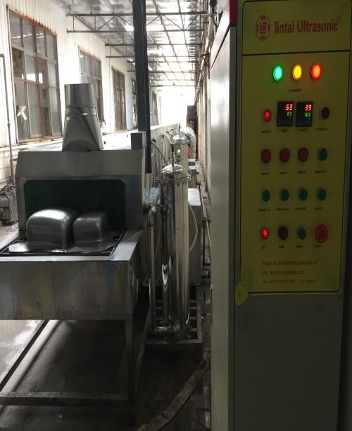 不锈钢制品清洗烘干线厂家 喷淋清洗机价格 佛山市林泰超声清洗设备科技有限公司