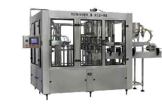 供应灌装机设备 汽水灌装机生产线