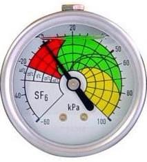 高品質SF6充油壓力表_儀器信息網