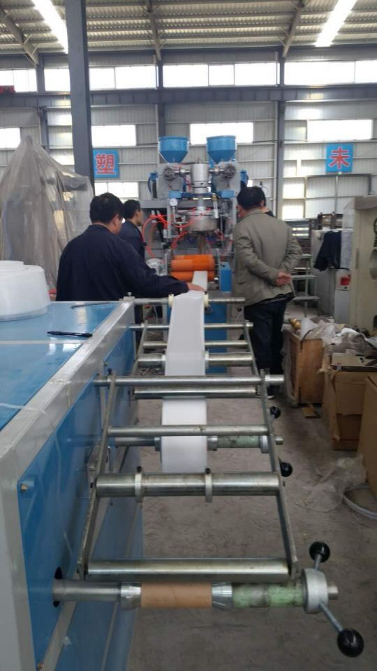 优质双层花纹水龙带生产线供应/优质双层花纹水龙带生产线价格
