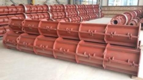 无砂管模具 成型离心机批发厂家 枣强县建材机械有限公司