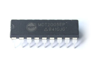 MDT10P53 完全兼容PIC12C508A\509A