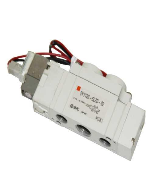smc电磁阀选型依据-东莞日本smc电磁阀供应图片
