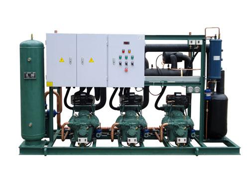 滨州并联机组_比泽尔螺杆换热、制冷空调设备价格