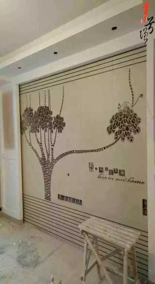 玉雕背景墙厂家_3D背景墙厂家_佛山一号墙建材有限公司