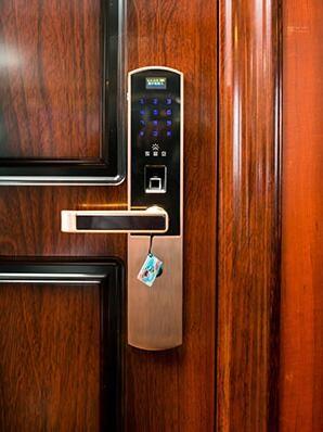 家用防盗门指纹锁-光学指纹锁招商-湖南家富安智能科技有限公司