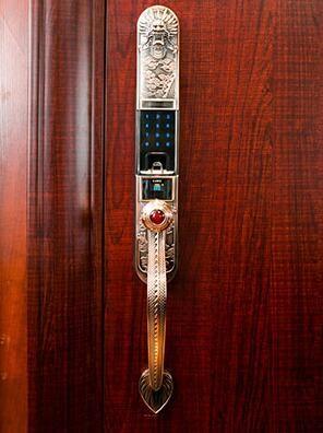 指纹锁代理-新款指纹锁价格-湖南家富安智能科技有限公司