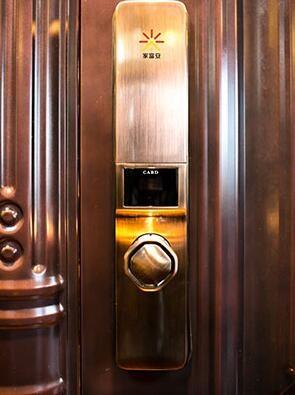 指纹锁加盟费用-多功能指纹锁价格-湖南家富安智能科技有限公司