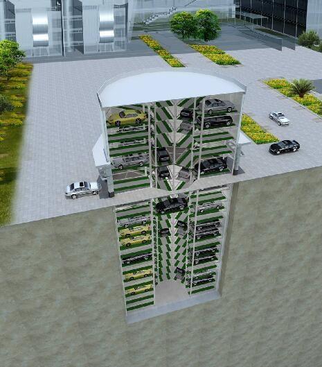 专业车库品牌 提供车库改造 湖南天桥利亨停车装备有限公司