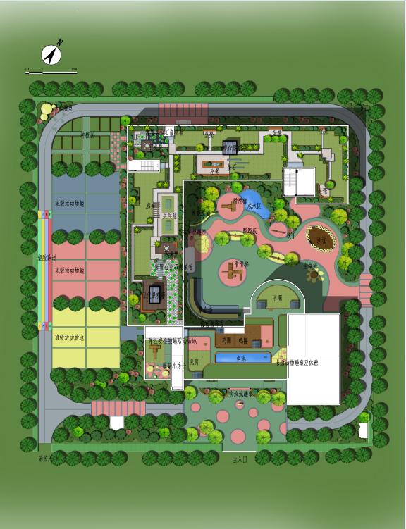 供应景区景观设计机构_公园景观设计
