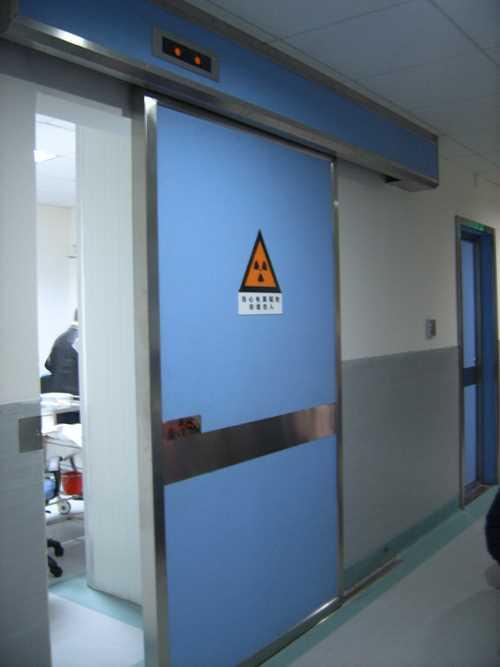 防辐射铅门安装重磅优惠来袭 金属门广东防辐射门价格服务商 铅板