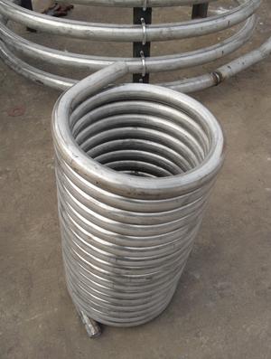 青岛加热盘管加工厂家/热水加热盘管/青岛加热盘管生产商