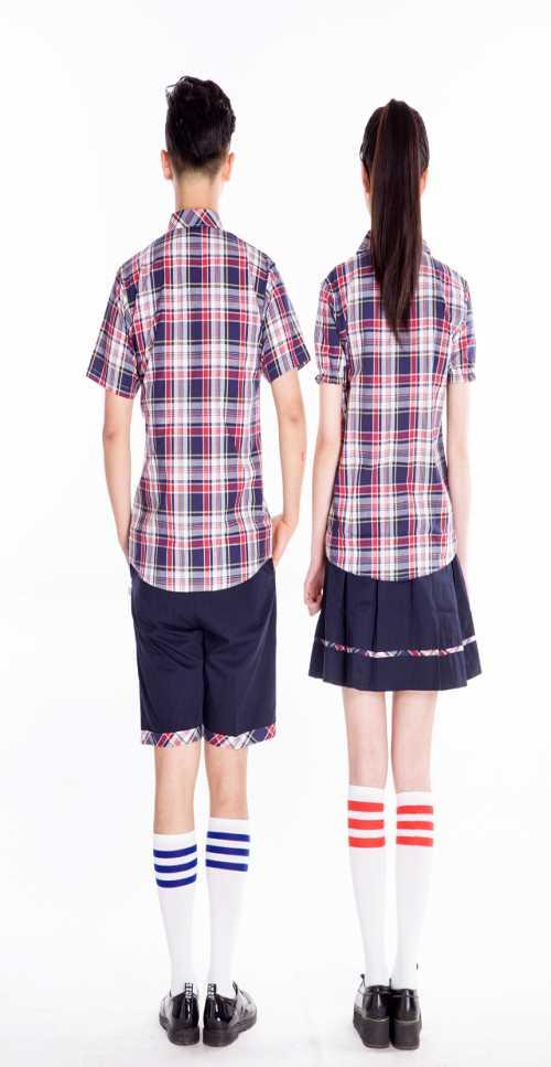 其中第四单项检测通过,国内校服只有泉州市他衣她服饰有限公司.图片