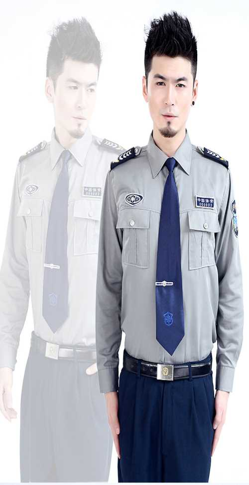 提供保安服套装供应_pvc手套生产厂家_北京凯迪威尔服装订做有限公司