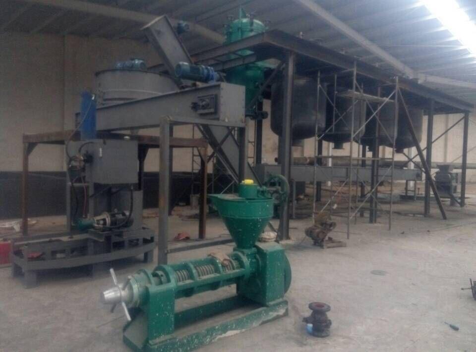 专业生产动物油熬油设备_食用油加工设备