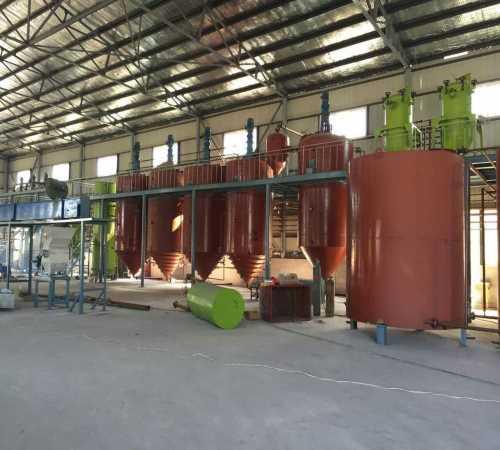 动物食用油设备厂家_食用油加工设备