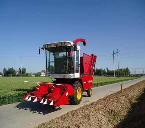 新型玉米收获机厂家直销-新型玉米收获机供应-获嘉县照镜镇创鑫机械厂